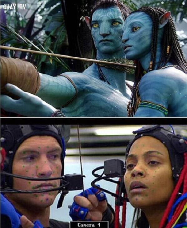 Avatar là một bộ phim khoa học viễn tưởng của Mỹ năm 2009 do James Cameron viết kịch bản và đạo diễn.,công nghệ cgi,phim bom tấn,xử lý hậu kỳ,hậu kỳ phim ảnh