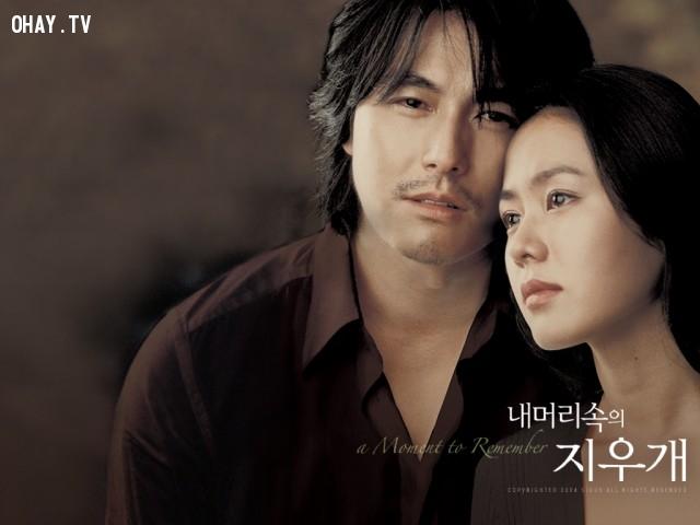 A Moment to Remember - Một thời để nhớ (2004),phim hay,phim Hàn Quốc,phim tình cảm