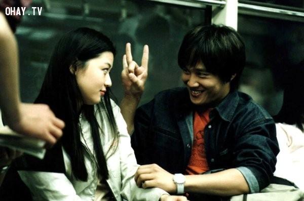 My Sassy Girl - Cô nàng ngổ ngáo (2001),phim hay,phim Hàn Quốc,phim tình cảm