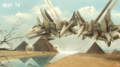 Nghệ thuật hay UFO,digital graffiti,nghệ thuật đường phố