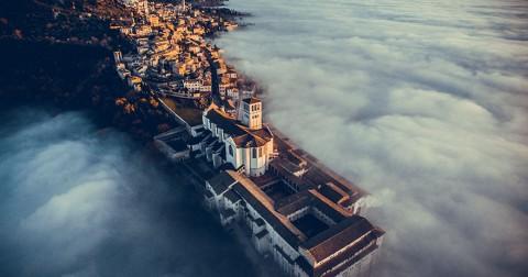 20+ bức ảnh chụp bằng Drone đẹp nhất năm 2016