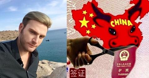 Kyo York chửi thẳng Trung Quốc 'ngu như bò'