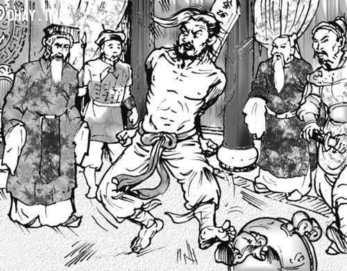Bảo Nghĩa vương Trần Bình Trọng (1259 - 1285),anh hùng,bất hủ,Việt Nam,yêu nước