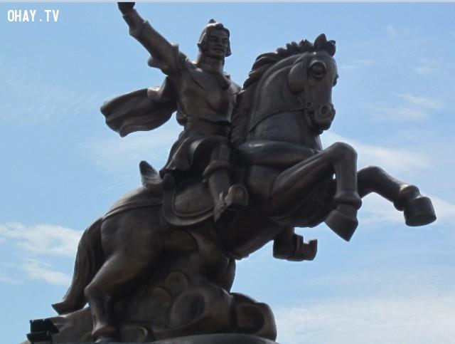 Bắc Bình vương - Quang Trung hoàng đế Nguyễn Huệ (1753 – 1792),anh hùng,bất hủ,Việt Nam,yêu nước