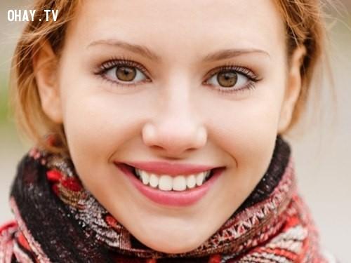 Nụ cười,Cách thu hút người khác,thu hút sự chú ý,trở thành người lôi cuốn