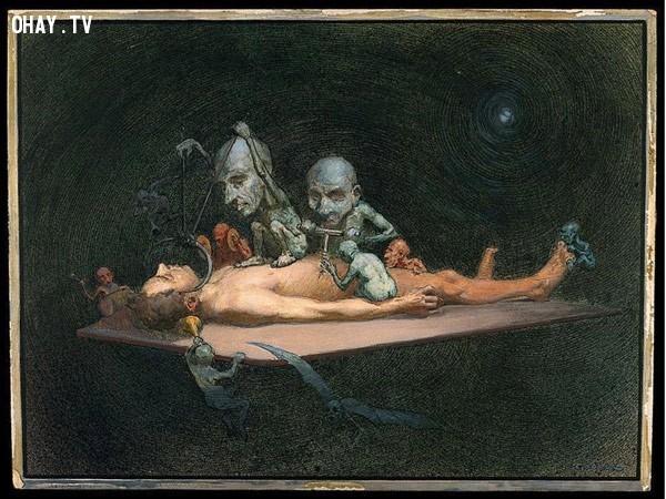 Pseudomonarchia Daemonum cuốn sách về quỷ dữ và những con quái vật nguy hiểm,
