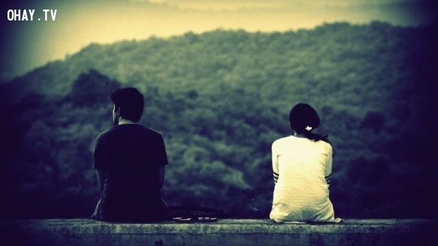 Không nên ép mình trong một mối quan hệ tồi tệ.,tình yêu,cô đơn,hội fa