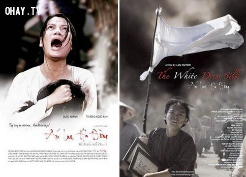 Áo lụa Hà Đông (The White Silk Dress - 2006),phim Việt,đất phương nam,áo lụa hà đông,người đẹp tây đô,huyền thoại bất tử,trăng nơi đáy giếng