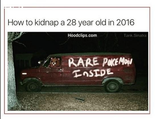 Tội phạm thời nay bắt kịp xu hướng lắm đấy!,ảnh hài hước,luyện thú,khoảnh khắc Pokémon GO,chơi game,chơi pokemon go
