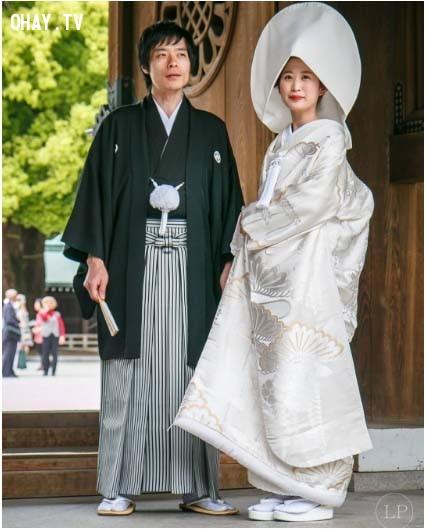 1. Nhật Bản,trang phục truyền thống