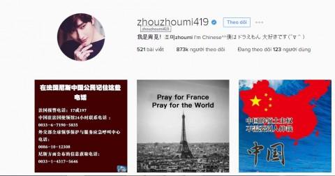 Tình hình instagram của các sao Hoa Ngữ và sao Việt ra sao?