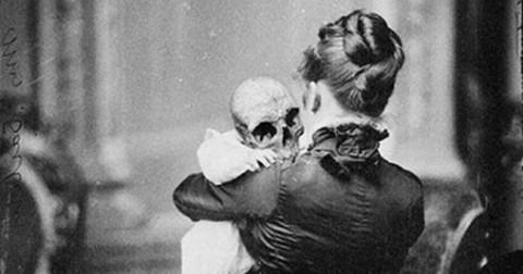 Những ai yếu tim không nên xem: Bộ ảnh đen trắng đáng sợ