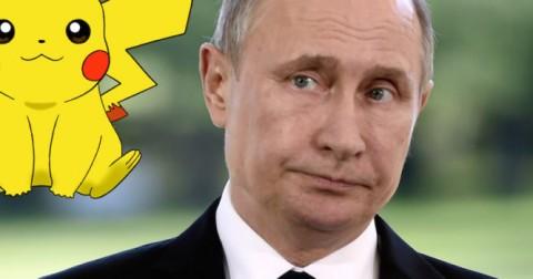Tổng thống Nga Putin cấm Pokemon Go ở Nga vì nghi game này tiếp tay CIA?