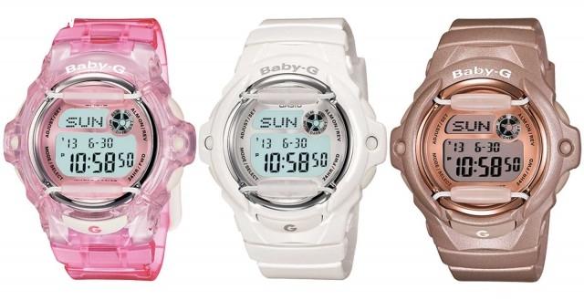 Đồng hồ Baby-G,phụ kiện,trang sức