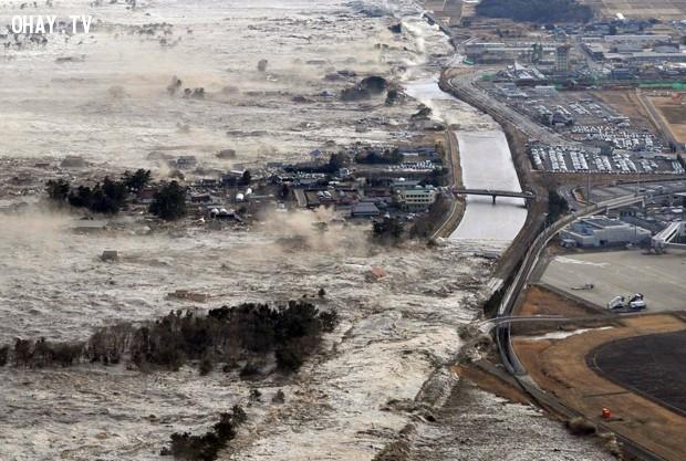 Hậu quả - Cách phòng tránh,sóng thần,tsunami,biển,động đất,núi lửa