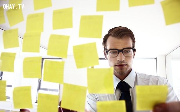 Biết cách tổ chức,mạnh mẽ,thử thách 15 phút,phong cách sống
