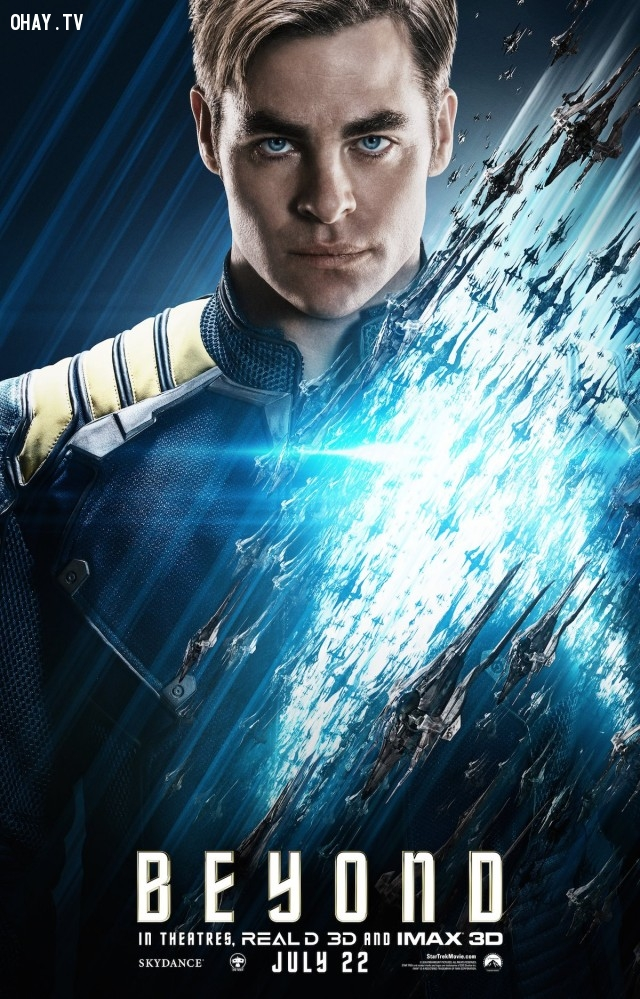 ,Star Trek,Ice Age,Lights Out