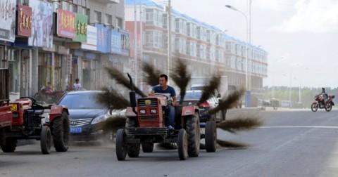 Ngã mũ trước 31 sản phẩm tự chế không đụng hàng của nông dân Trung Quốc
