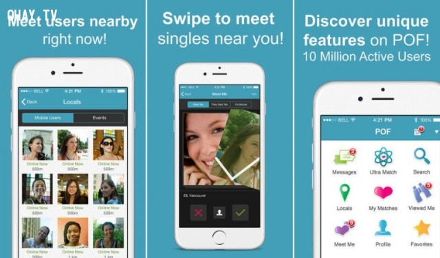 Top dating mobile apps