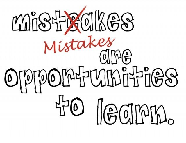 Đừng sợ mắc lỗi,học tiếng Anh,bí quyết,học ngoại ngữ