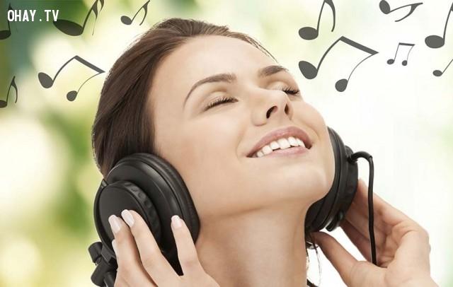 Nghe nhạc,học tiếng Anh,bí quyết,học ngoại ngữ