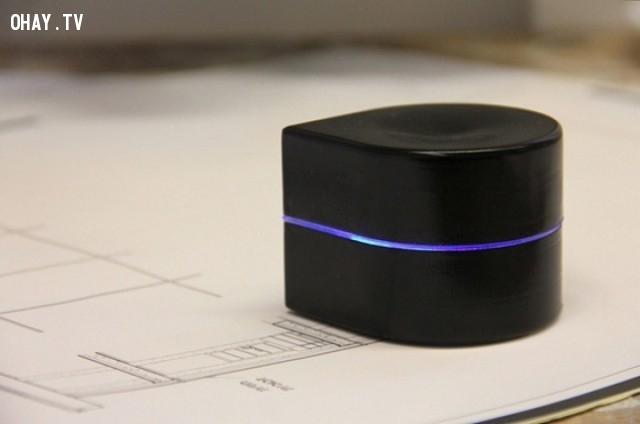 Máy in mini cầm tay,sáng tạo,những điều thú vị trong cuộc sống,sản phẩm độc đáo,phát minh tương lai