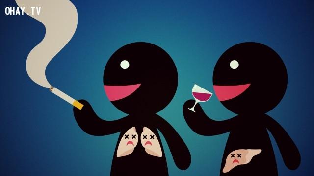 Bạn của bạn hay bốc đồng và luôn lặp lại những thói quen xấu.,biểu hiện của người bạn xấu,người bạn để ta tin tưởng,bạn tốt