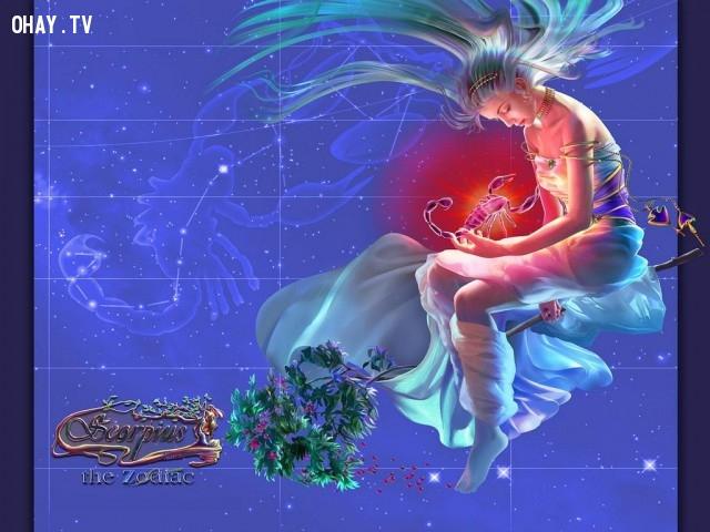 """Những điểm nhất của Thiên Yết ( 24/10 - 22/11 ) ,12 cung hoàng đạo có điểm gì """" nhất """" hơn người ?"""