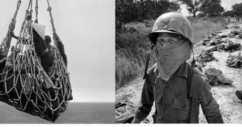 Lặng - Xem 20 bức ảnh của Mỹ ghi lại thời chiến tranh Việt Nam