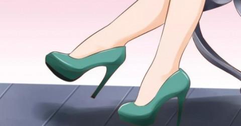 Hé lộ 10 bí mật giúp bạn đi giày cao gót chuẩn như người mẫu