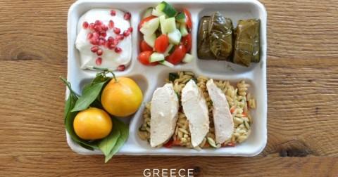 Bữa trưa tại các trường học trên thế giới khác nhau như thế nào?