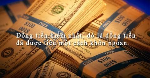 11 hình ảnh bất hủ về tiền bạc làm thay đổi cuộc sống của bạn.