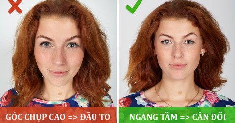 Bí quyết chụp ảnh đẹp: 8 mẹo chụp hình selfie bằng smartphone