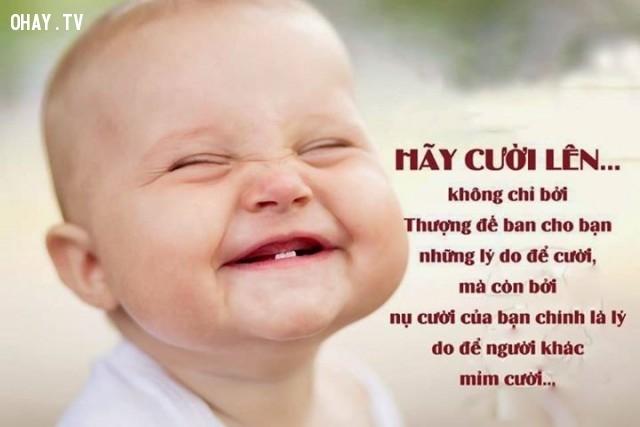 Bước 3: Hãy cười chút để xóa tan điều bực mình ,kiểm soát sự tức giận