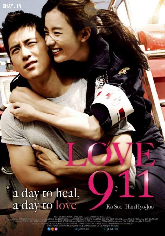 11. Chuyện tình 911,phim tình cảm lãng mạn,phim hay,phim tình cảm hay nhất,lãng mạn