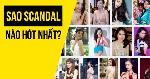 6 trung tâm 'thị phi' của showbiz Việt 2016 ai hot hơn?
