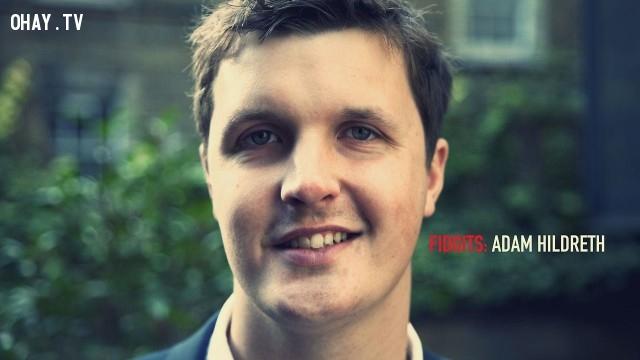 5. Adam Hildreth – Dubit and Crisp,triêu phú,làm giàu,tuổi teen,khởi nghiệp