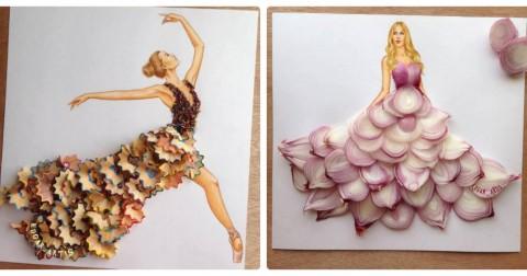 Những mẫu thiết kế váy đẹp say đắm lòng người của Edgar Artis