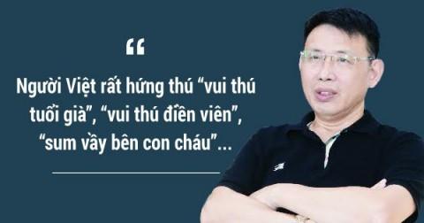 Quan điểm cá nhân: Tại sao người Việt mãi NGHÈO?