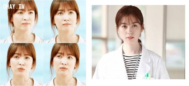 Song Hye Kyo và Han Hyo Joo