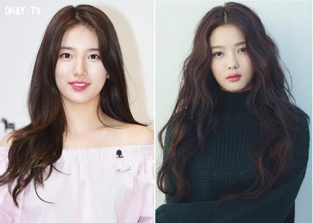 Suzy và Kim Yoo Jung