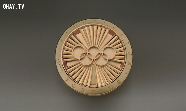 ,olympic,huy chương