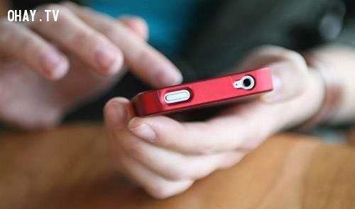 Bây giờ thì nhắn gì cho chàng đây?,phụ nữ,đàn ông,tình yêu,tình yêu online,nhắn tin