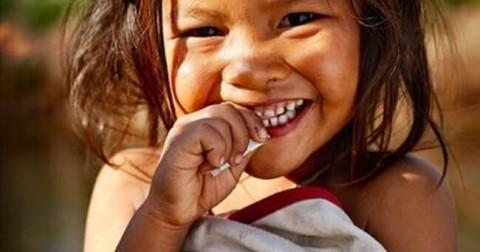Những nụ cười bình dị đáng để bạn dừng mọi việc đang làm lại