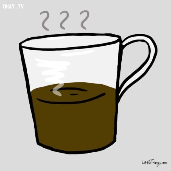 Cà phê double espresso,trắc nghiệm vui,cà phê,trắc nghiệm tính cách