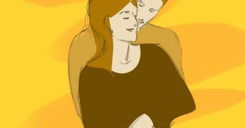Những cái ôm tiết lộ điều gì về mối quan hệ của hai bạn?