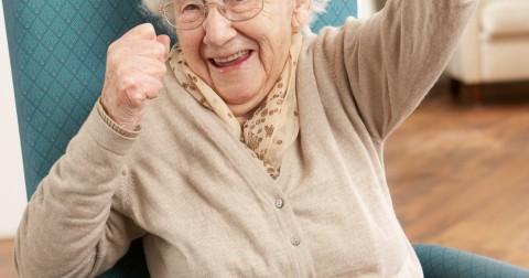 45 bài học cuộc sống của người phụ nữ 90 tuổi.