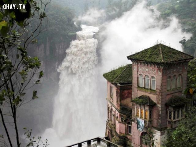 Các khách sạn del Salto, Colombia,địa điểm hoang vắng