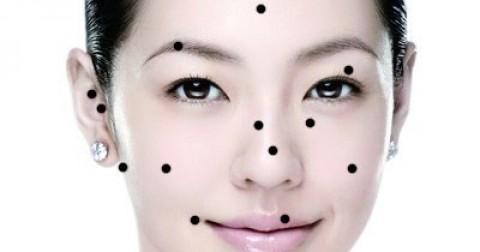 Phụ nữ có 5 vị trí nốt ruồi này trên gương mặt chính là phúc khí của chồng