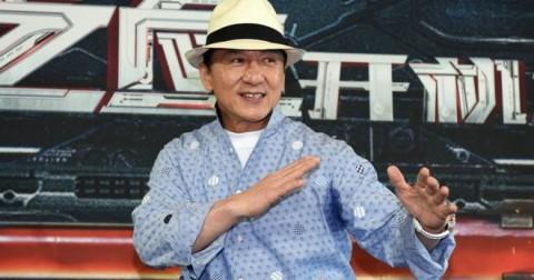 Ngôi sao võ thuật Thành Long nhận giải Oscar Danh dự